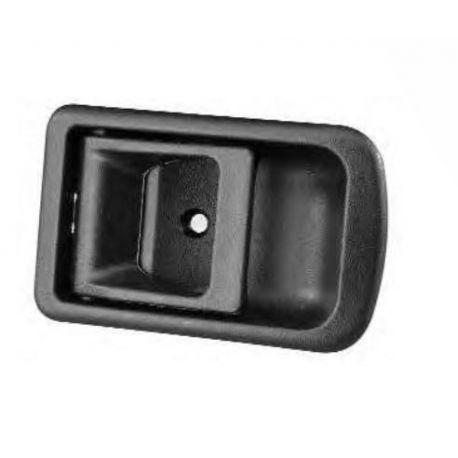 Klamka wewnętrzna P246bis, czarna.