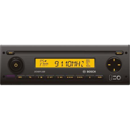 Radioodtwarzacz DOVER USB40, 24V