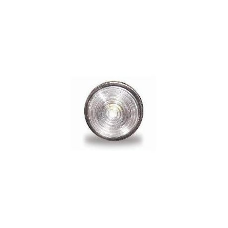 Lampa pozycyjna LED S30b JOKON, biała 9-33V, średnica 30 mm, dł. przewodu 250 mm