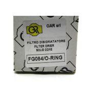 Filtr-osuszacz czynnika chłodniczego 2x3 na 4-16 UNF, O-ring