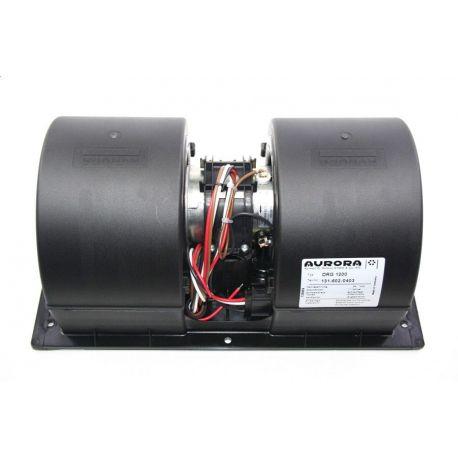Wentylator podwójny DRG1200 3st. 24V (bez wtyki 4p. i konektorów)