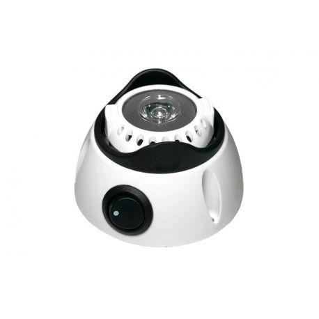 Lampka wewnętrzna LED 12/24, z włącznikiem, biała