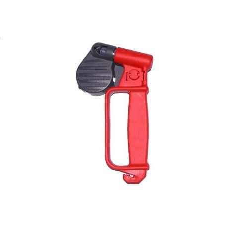 Młotek bezpieczeństwa P165 z linką 1500mm