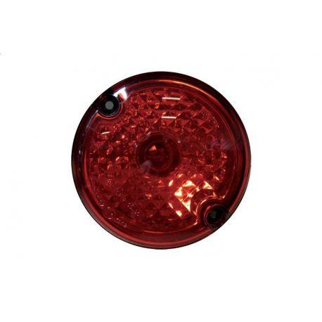 Lampa STOP + światło pozycyjne BRS710 12V (żarówkowa)