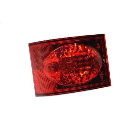 Lampa STOP+światło pozycyjne BRSM810 12V (żarówkowa)